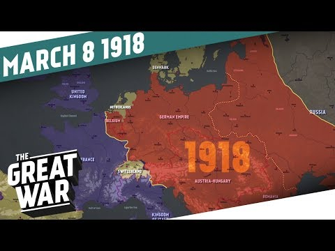 Peace In The East  The Treaty of BrestLitovsk I THE GREAT WAR Week 189
