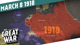 Peace In The East - The Treaty of Brest-Litovsk I THE GREAT WAR Week 189