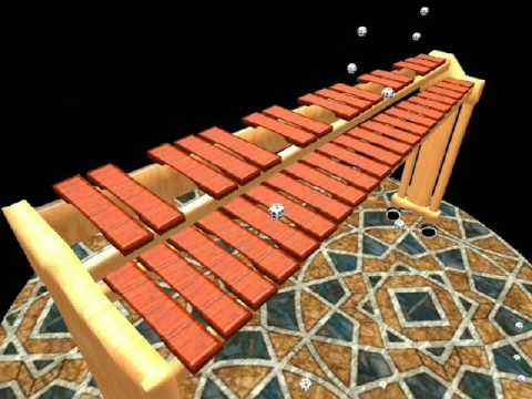 Interactive Sound Synthesis for Large Scale Virtual Environments
