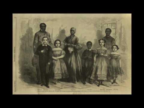 White Slaves -  Black Slaves