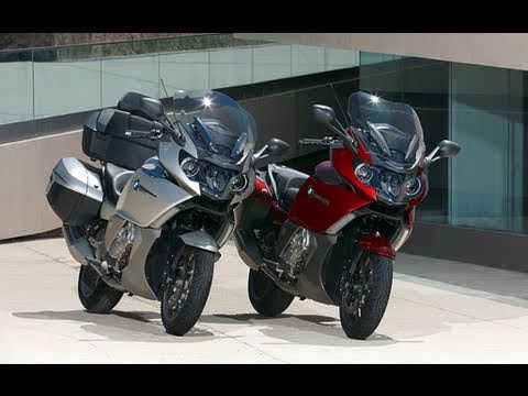 Bmw K 1600 Gt And Gtl Youtube