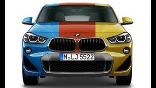 2018 BMW X2 M Sport X package colors