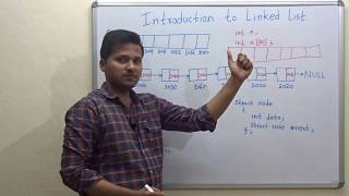 Introduction to Linked List in Data Structures ( very easy)