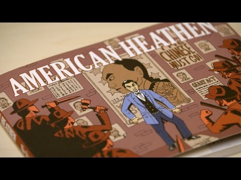 Stanford students write and produce graphic novel