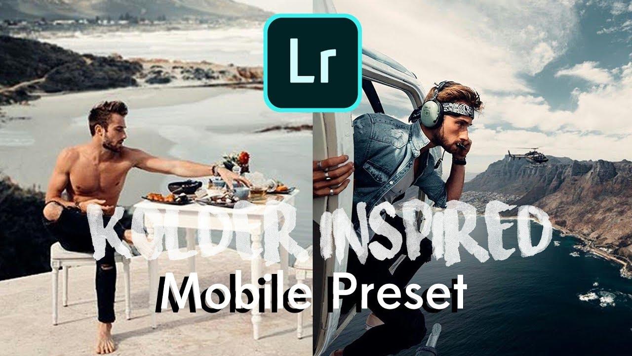 Sam Kolder Instagram Feed | Free Lightroom Mobile preset by PlanetEris
