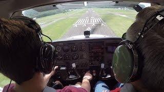 Practice Landings | Flying in the Pattern | C172
