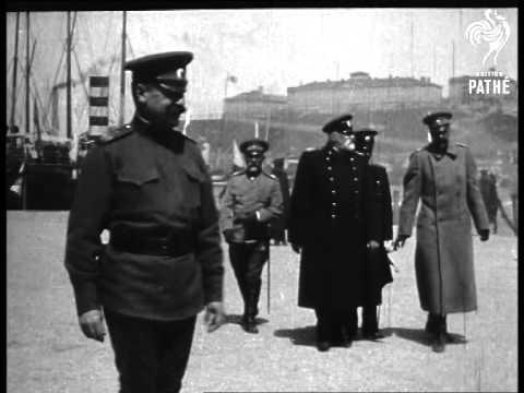 Czar Of Russia With Cossacks (1910-1919)