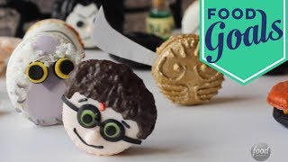 Harry Potter-Inspired Macarons   Food Network