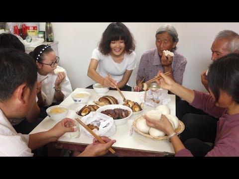 河南农村五花肉神奇吃法,你绝对没见过,一大锅一顿吃完都不过瘾!