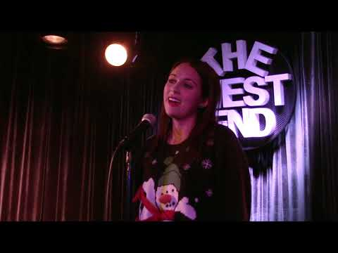 Mary Kate Heagerty sings I'll Be Home for Christmas
