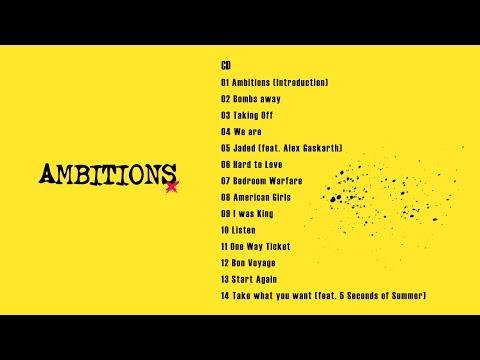 ONE OK ROCK - Ambitions (International Ver.) FULL ALBUM