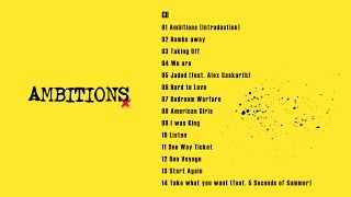 ONE OK ROCK - Ambitions (International Version.) FULL ALBUM