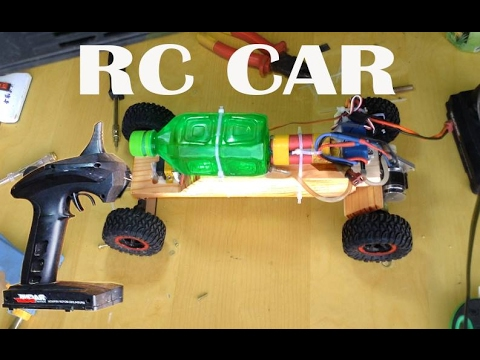How To Make A Rc Car High Speed Rc Car Remote Control Keri Mousetrap Video Homemade Rc Car 31