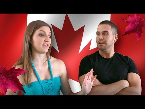 You Know You are Dating an (anglo) CANADIAN Woman When..