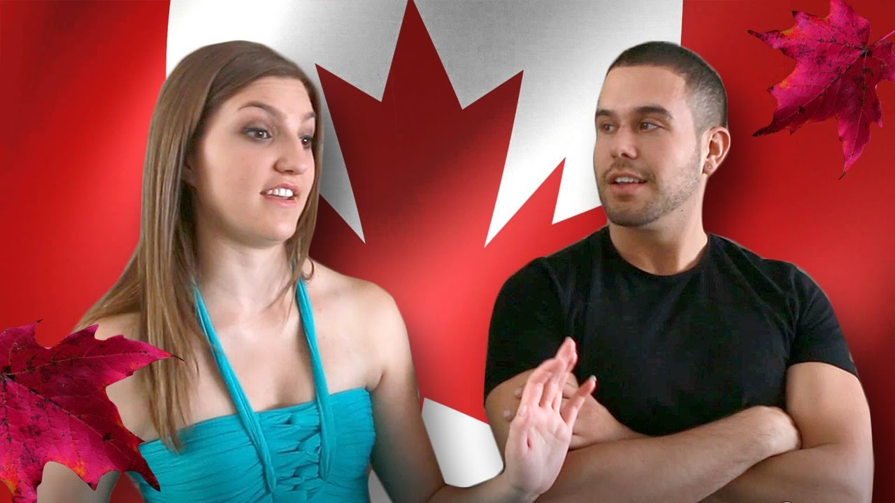 American woman dating canadian men