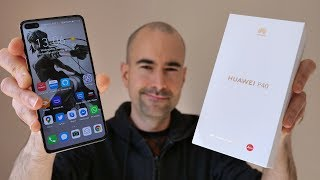 Huawei P40 | Unboxing & Tour | Best Compact Flagship