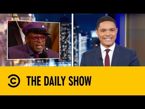 Donald Trump Takes Shots At Spike Lee | The Daily Show with Trevor Noah