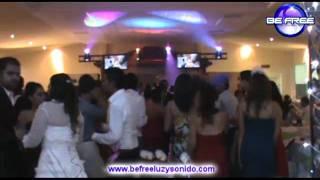 BE FREE LUZ Y SONIDO EN METEPEC Y TOLUCA