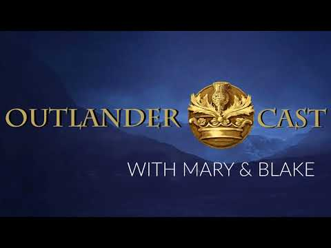 OC86  Outlander Cast Chats With Graham McTavish Dougal Mackenzie