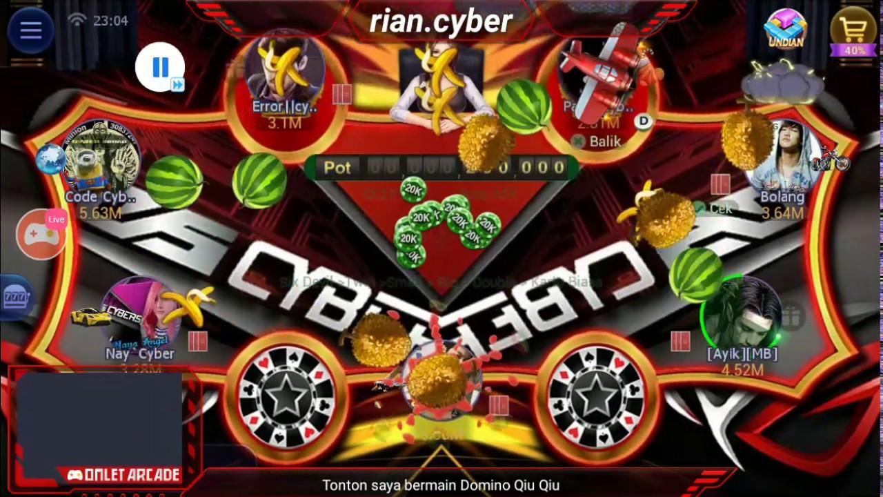 Download Domino Qiu Qiu War Tes Mod Cyber Squad 1 9 2 In Mp4 And 3gp Codedwap