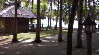 A Walk Through Coco Groove Beach Resort Siquijor Island The Philippines
