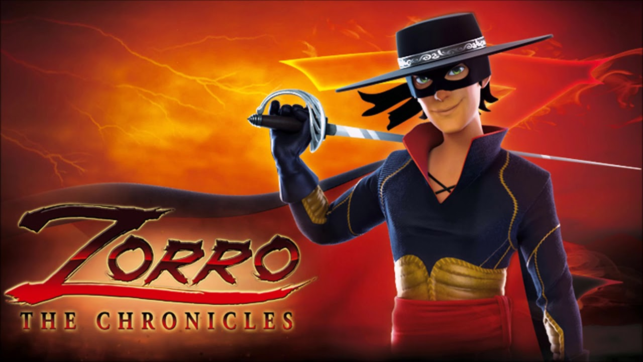 Sigla completa del cartone animato zorro la legenda youtube