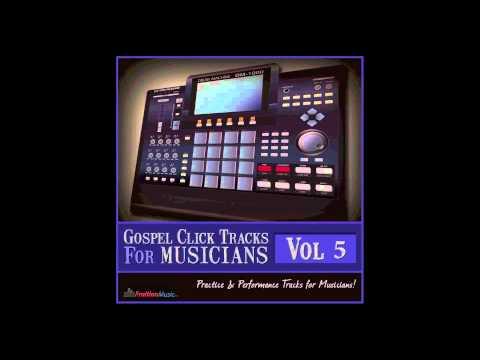 Gospel Worship Groove 1 (95bpm) Click Track