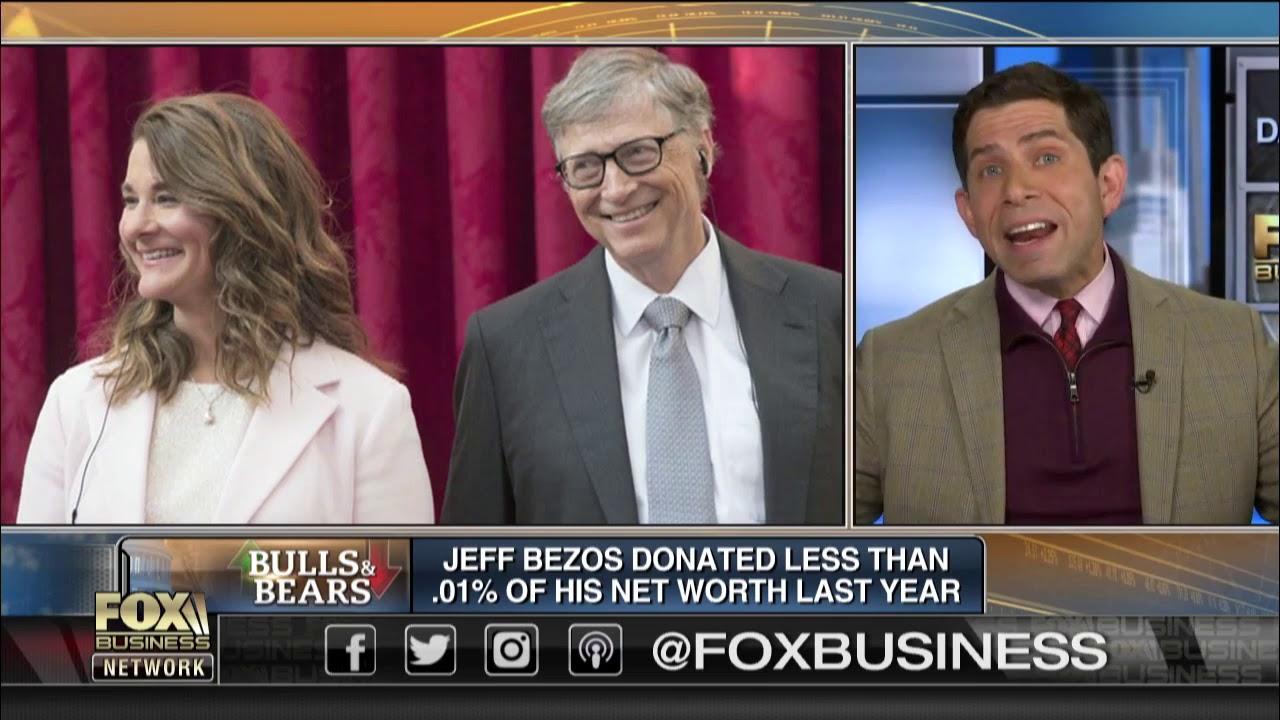 Jeff Bezos pledges billions to fight climate change but critics slam ...