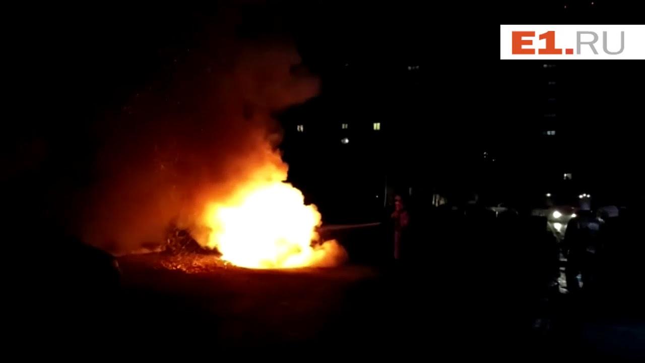 Пожар на жби видео михайловка жби заводы