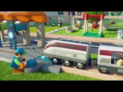 BRIO World - Smart Tech Concept Video