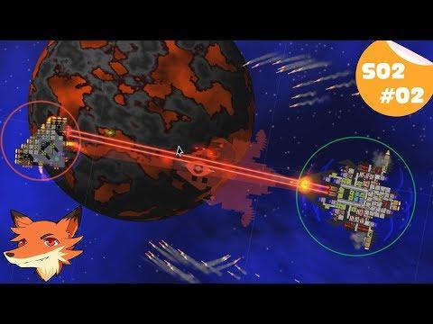 Cosmoteer S02 #2 [FR] - Cette fois on se concentre sur la défense... Et l'attaque !