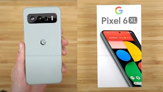 Google Pixel 6 - MIND BLOWING!