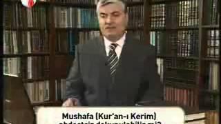 Faruk Beşer - Kur'an'a Abdestsiz Dokunmak