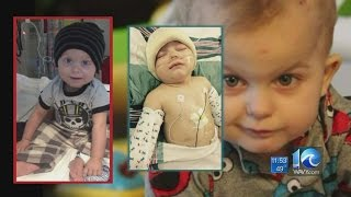 Lex Gray: In the last days of a toddler's life, wishes granted by strangers