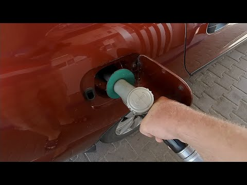 Расход бензина моего Ланоса (Daewoo Lanos 1.5).
