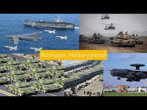 Azerbaijan Military parade 2017 / islamic power in the world