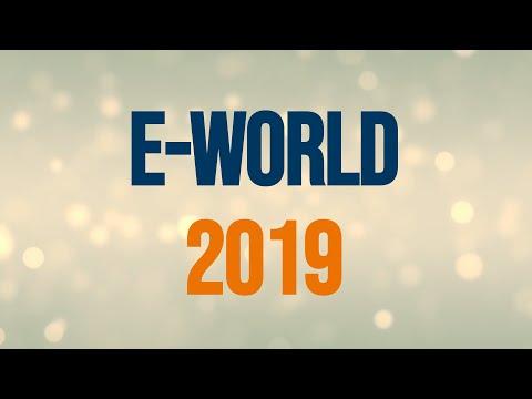 E-world Essen 2019 - K.S & m2g-Consult