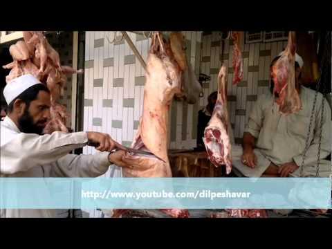 Food Street of Peshawar Namak Mandi