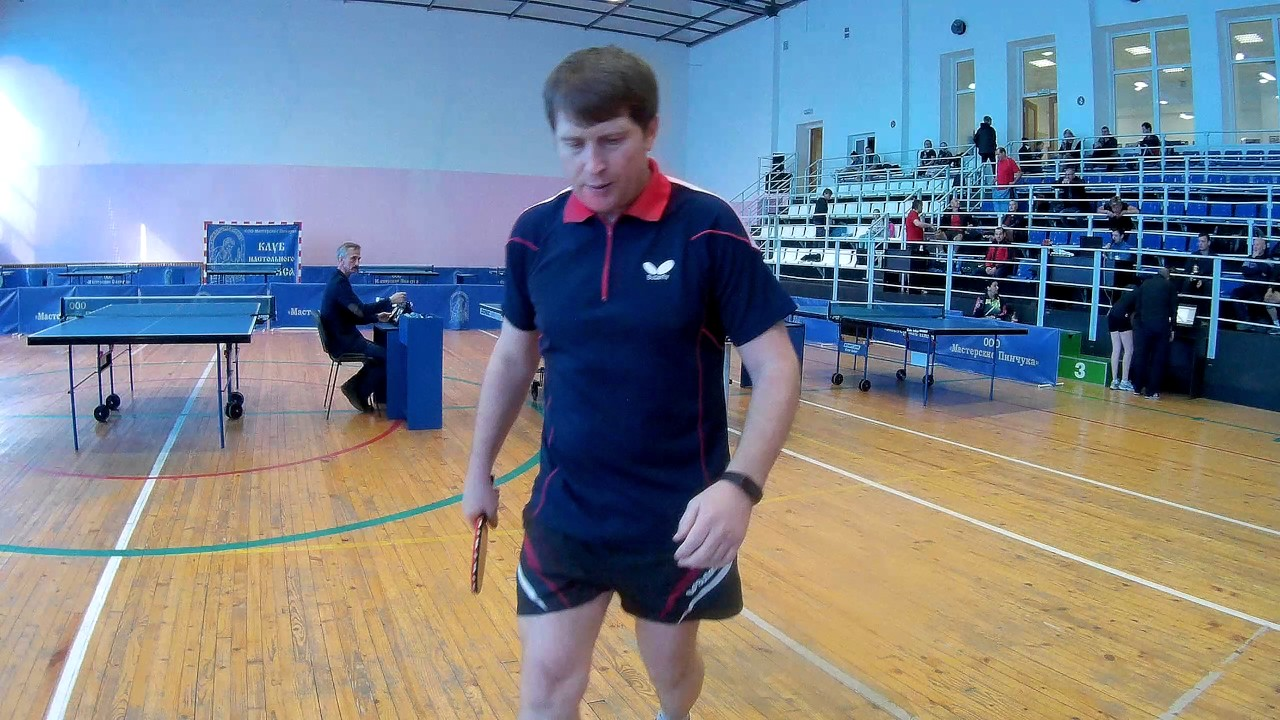 Ильин - Кириленко. Матч за 3 место