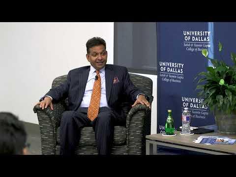 Leaders & Legends Speaker Series: Classroom to Global Enterprise