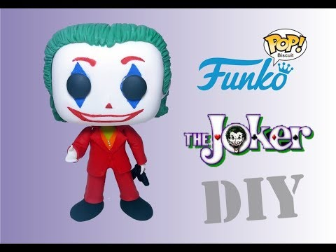 DIY - GEEK - JOKER Funko Pop
