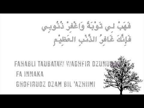 Lirik I'tiraf - Raihan