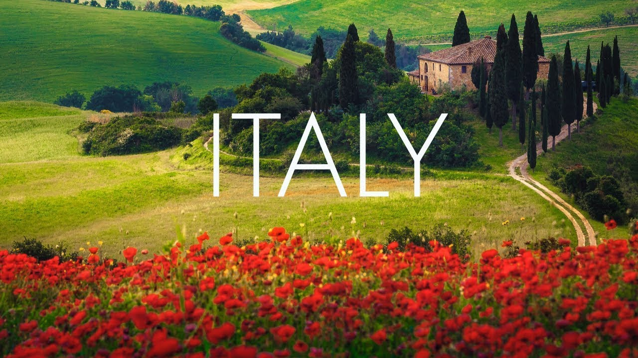 Beautiful Relaxing Music Peaceful Soothing Instrumental Music in 4k Dreams of Italy by Tim Janis
