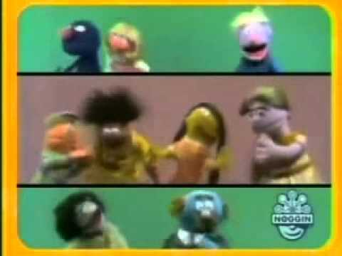 Sesame Street - Grover Moves and Grooves to Clap, Clap, Clap