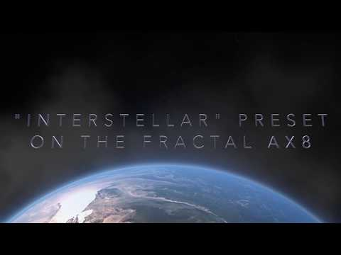 Interstellar Preset Teaser [Fractal Audio AX8]