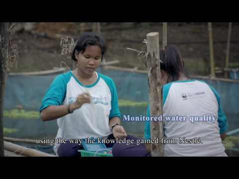 Nestlé Waters Thailand - Youth Water Guardian with Nestlé Project
