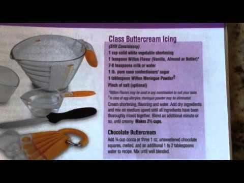 Wilton Method Course 1: Decorating Basics - Lesson 1, Part ...