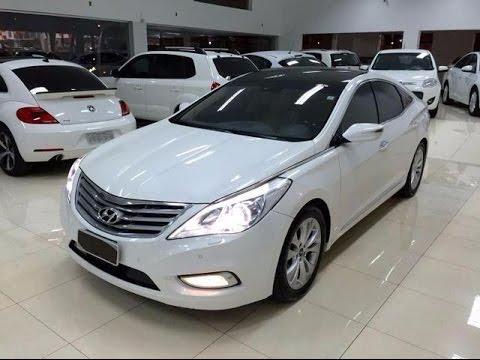 Hyundai Azera 2016 >> Hyundai Azera 2013 3.0 v6 Consumo na Cidade - YouTube