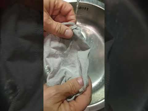 Test Idrorepellenza Drymask by Calze BC