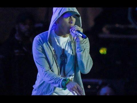 Eminem - Rap God [HQ] (Lollapalooza Brazil, São Paulo, 12.03.2016)